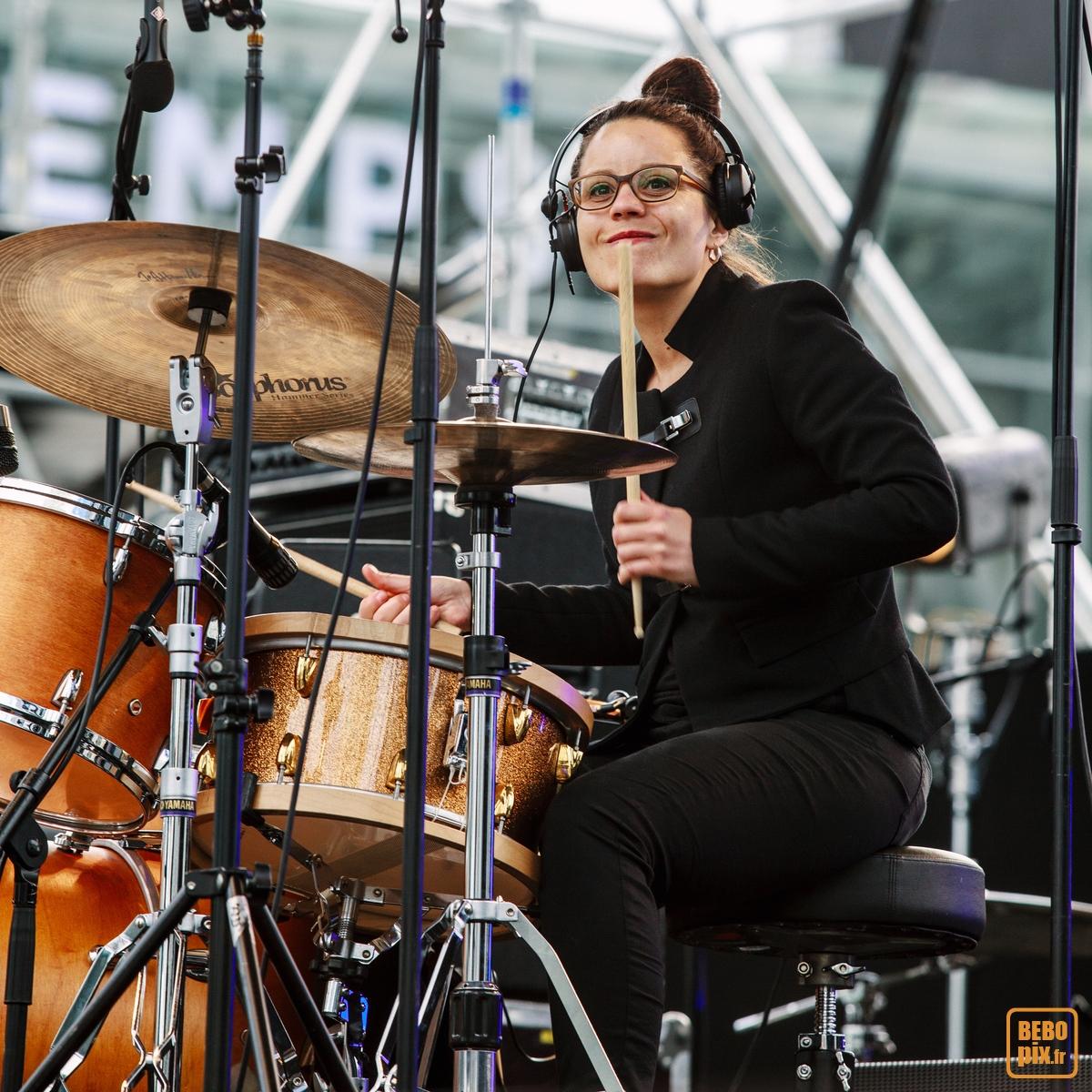 Anne Paceo / Circles, La Défense Jazz Festival